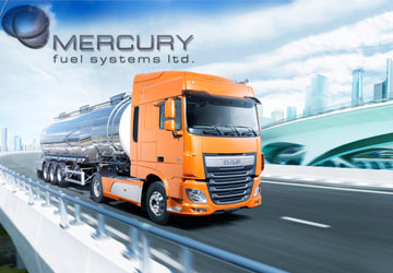 Mercury Fuel System mentioned in Transport...